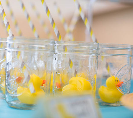 RUBBER DUCKY THEMED PARTIES
