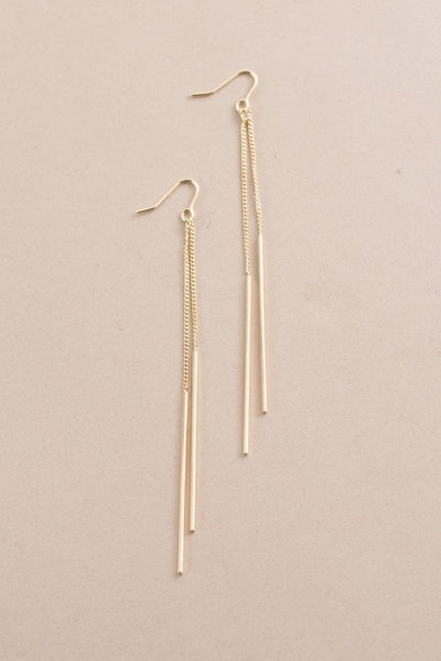 LINDEN DANGLE EARRINGS