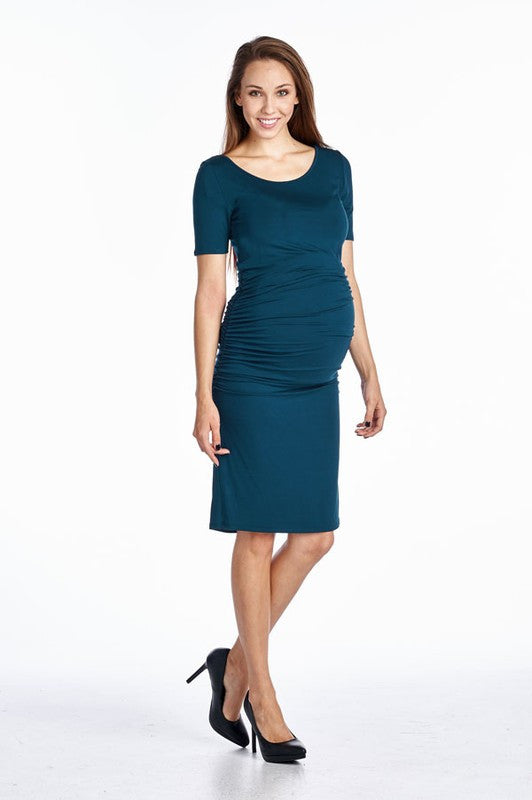 LEYTON BODYCON MODAL DRESS