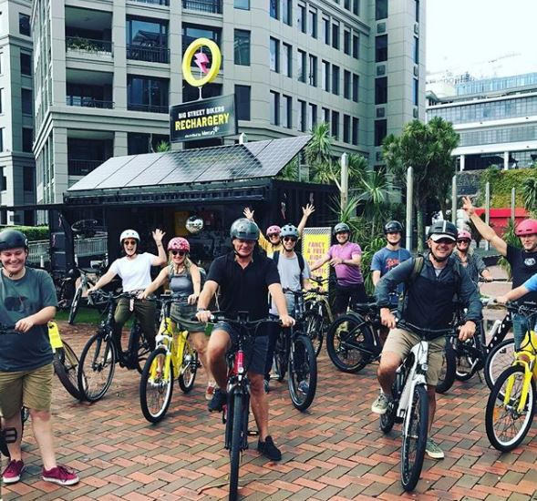 Electric Bike Hire, Tours and Rentals around Auckland