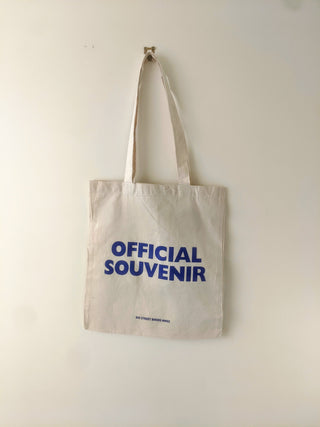 Tote Bag - 'Official Souvenir'