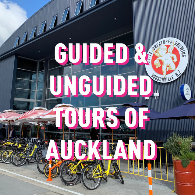 Electric Bike Rentals and Tours of Auckland
