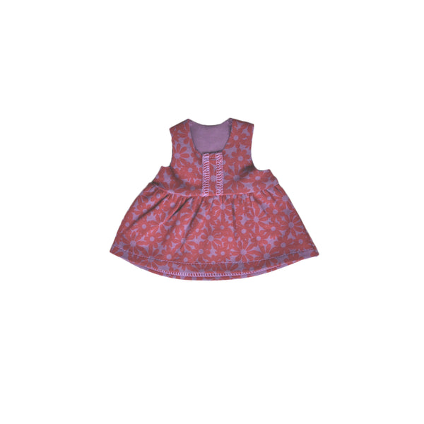 Whoopsie Daisy Dolls Dress (3 sizes)