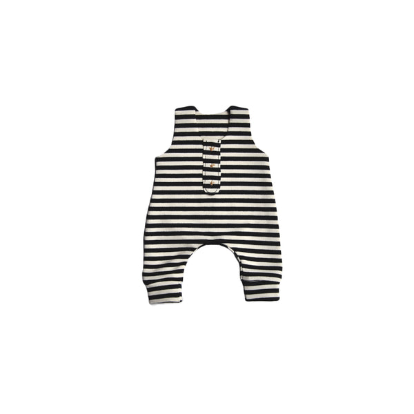 Luna Stripe Dolls Romper (3 sizes)