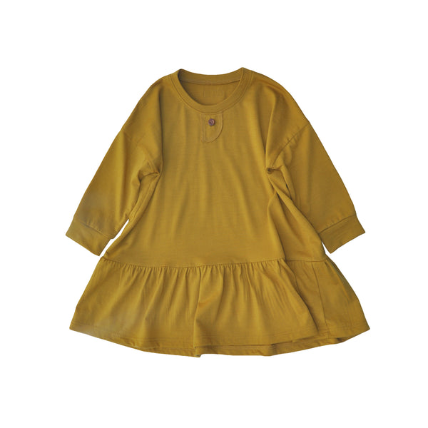 Merino Frill Dress (+ colours)