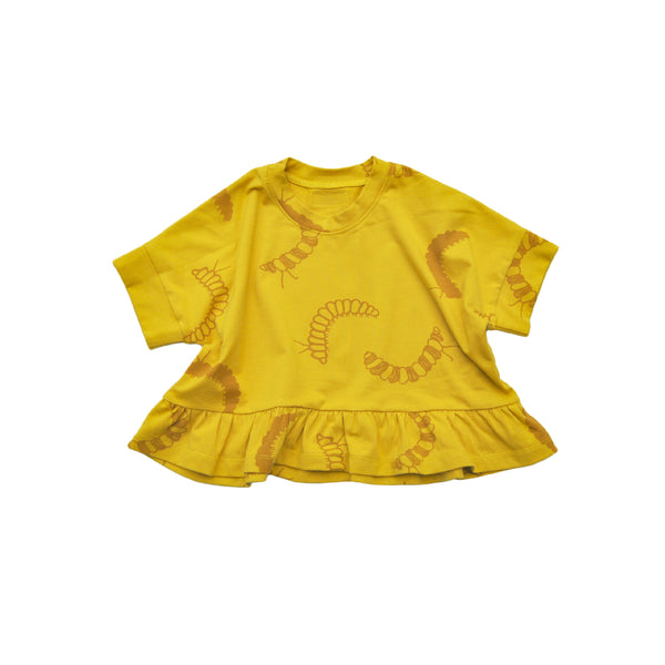Little Critter Frill Tee 6-12m 2yrs, 4yrs