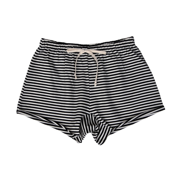 Madame Luna Stripe Shorts