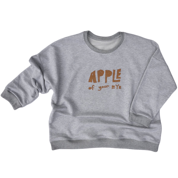 Madame Apple Font Sweater