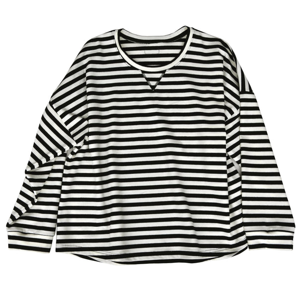 Madame Nova Stripe Long Tee