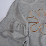 Madame Daisy Embroidered Sweater