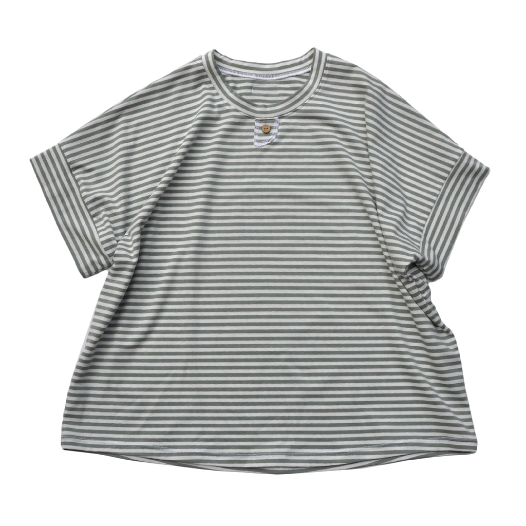 Madame Spring Stripe Tee  (+ colours)