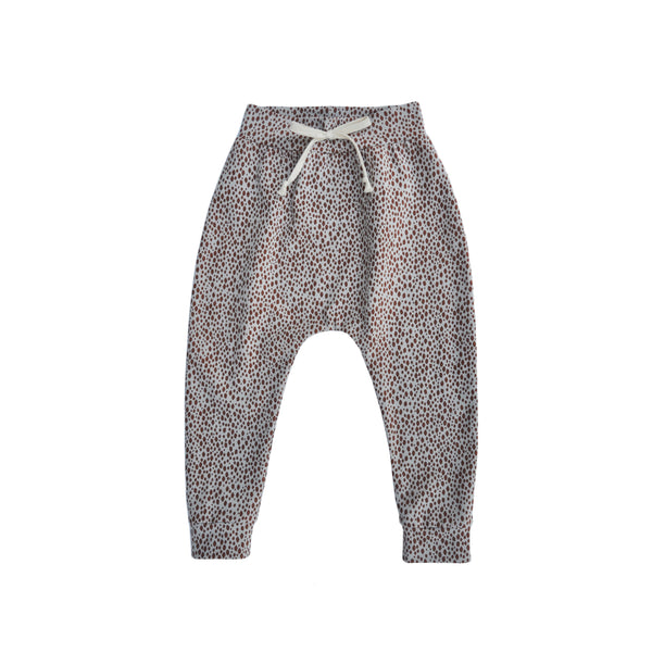 Pitter Patter Slouch Pant (+ colours)