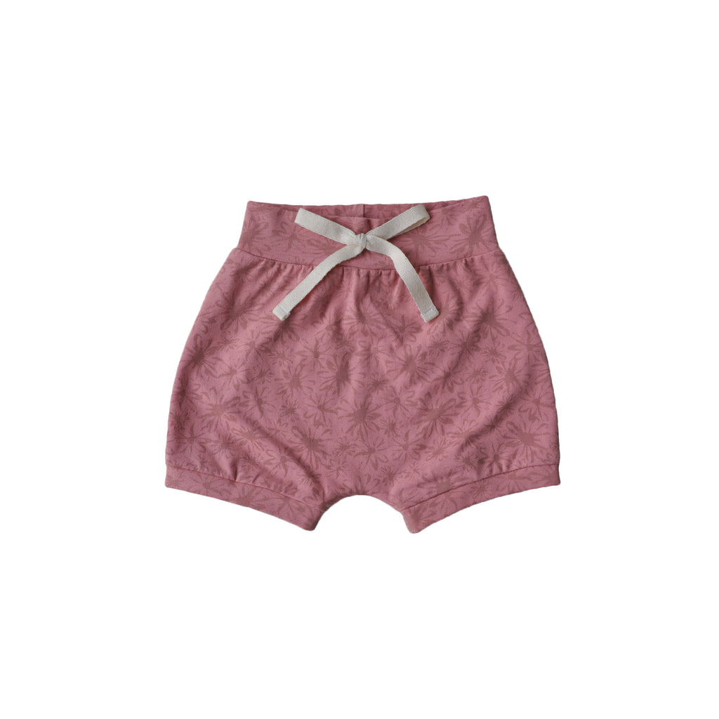 Flora Slouch Shorts