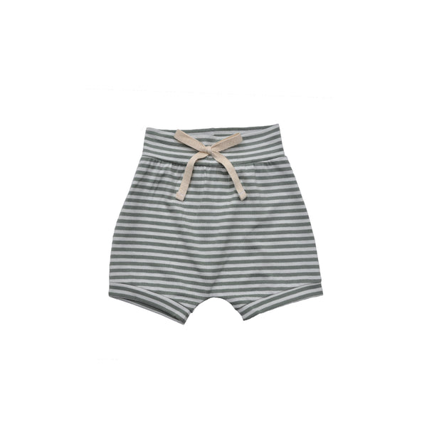 Spring Stripe Slouch Shorts (+ colours)