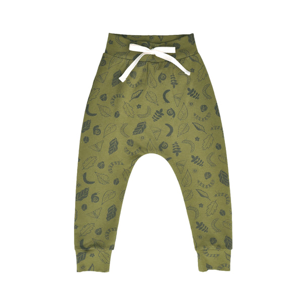 Garden Slouch Pant
