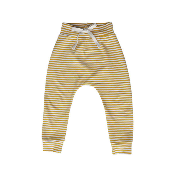 Spring Stripe Slouch Pant