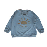 Sunrise Terry Sweater