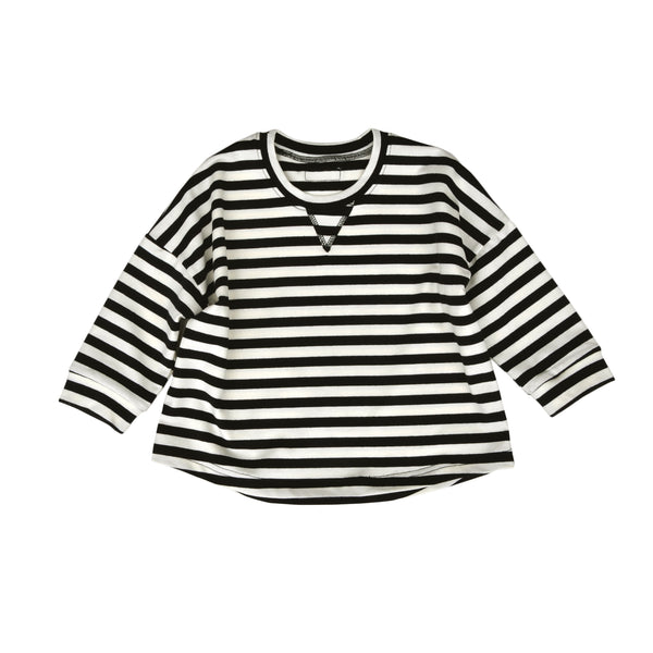 Nova Stripe Long Tee