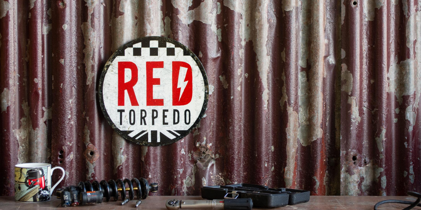 Red Torpedo Coasters