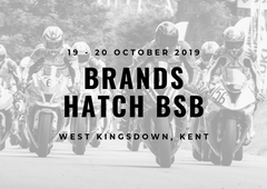 British Superbikes Brands Hatch