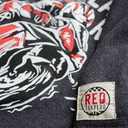 Red Torpedo John McGuiness 30yrs (Mens) Anthracite T-Shirt