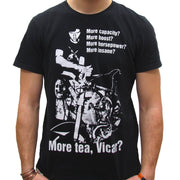 More Tea Vicar Guy Martin (Mens) T-Shirt