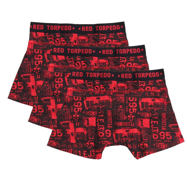 Roadtrip (Mens) Underwear Three Pack
