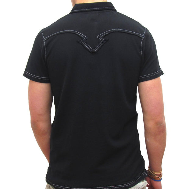 Renegade Ace Cafe London (Mens) Polo Shirt