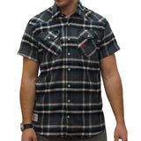 Rockin' Check (Mens) Short Sleeve Shirt