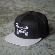 Red Torpedo Guy Martin Spannerskull Black Cap