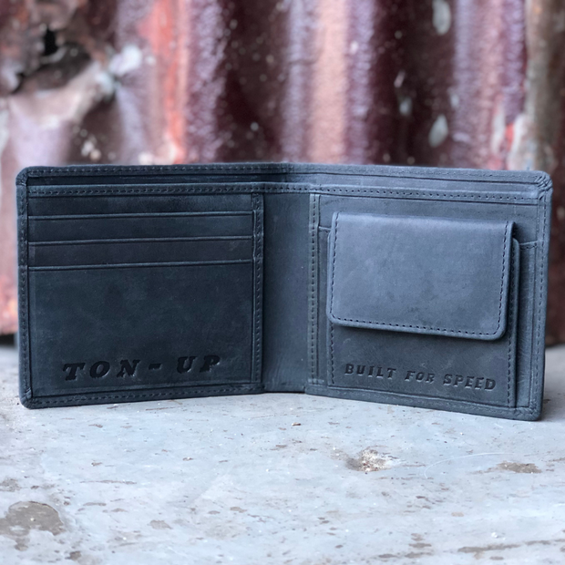 Ton Up Clothing Built for Speed Coin Wallet