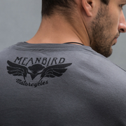 Mean Bird Motorcycles ROAR (Mens) T-Shirt