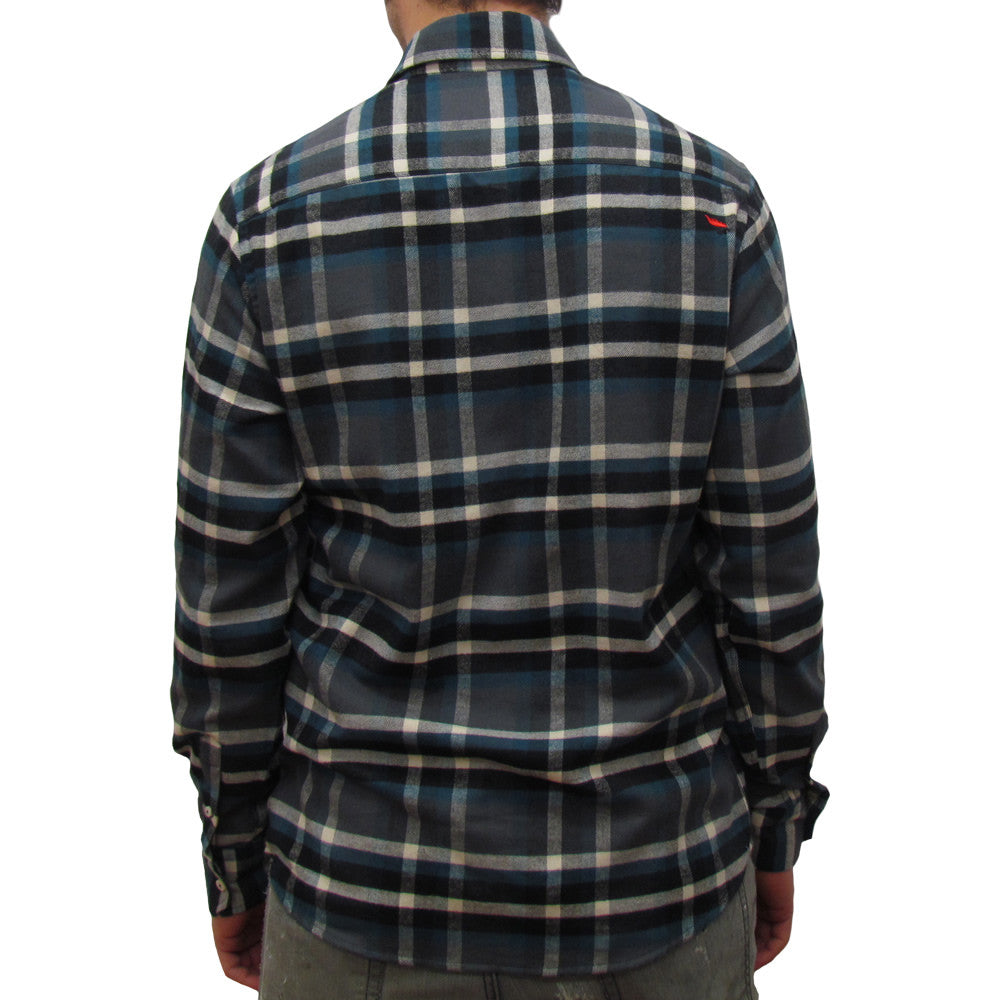 Rockin' Check (Mens) Long Sleeve Shirt