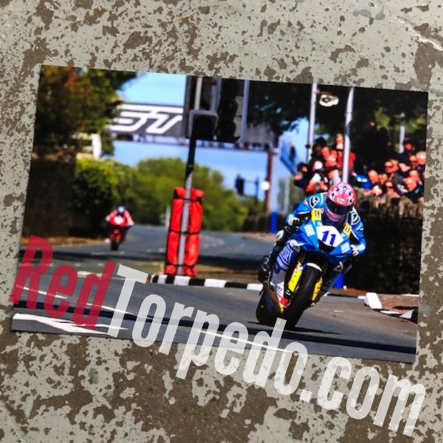 Lee Johnston General Lee Photo TT2019