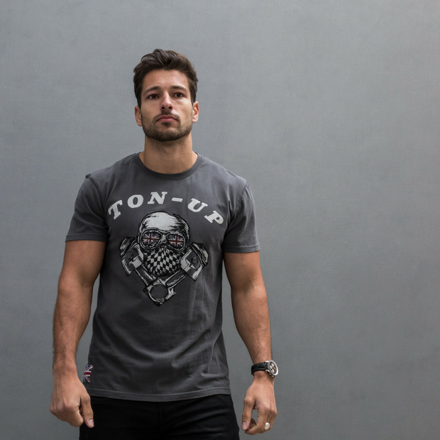 Ton Up Clothing GO BIG (Mens) T-Shirt