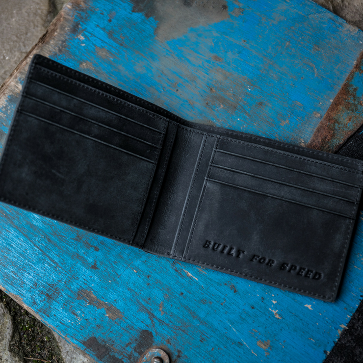 Ton Up Clothing Built for Speed Wallet