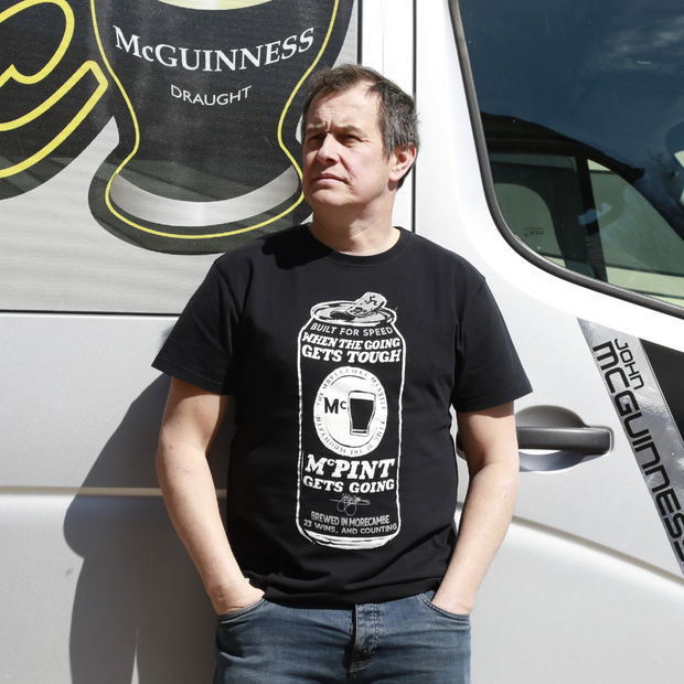 John McGuinness Tough Nut (Mens) T-Shirt