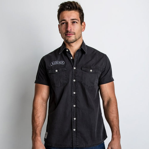 Ace Ton Up Short Sleeve Shirt