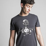 Red Torpedo Ace Rider Mk 2 (Mens) T-Shirt