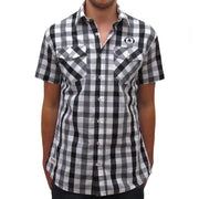 Rockin' Ace Cafe London (Mens) Short Sleeve Shirt