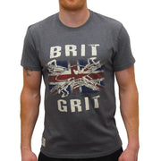 Guy Martin Brit Grit Mens T-Shirt