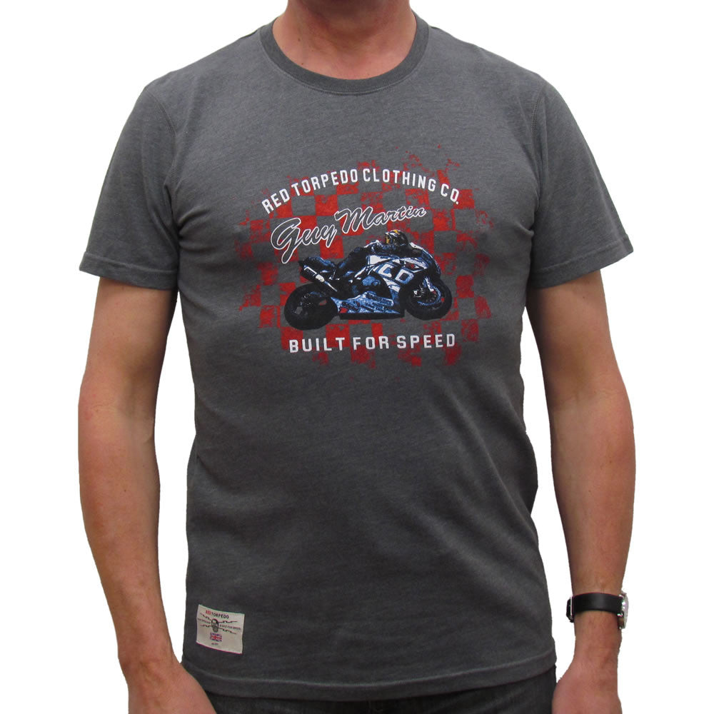Primo Guy Martin Built for Speed T-Shirt