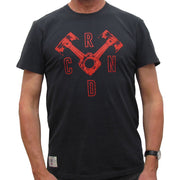 Primo Conor Cummins Conrod T-Shirt - Black