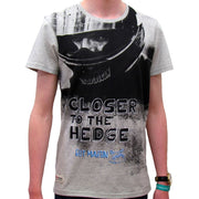Closer to the Hedge Guy Martin (Mens) T-Shirt