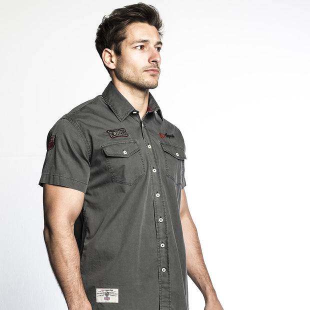 Custom Parts (Mens) Short Sleeve Shirt