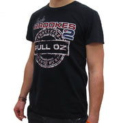 Josh Brooks Full Oz (Mens) Black T-Shirt