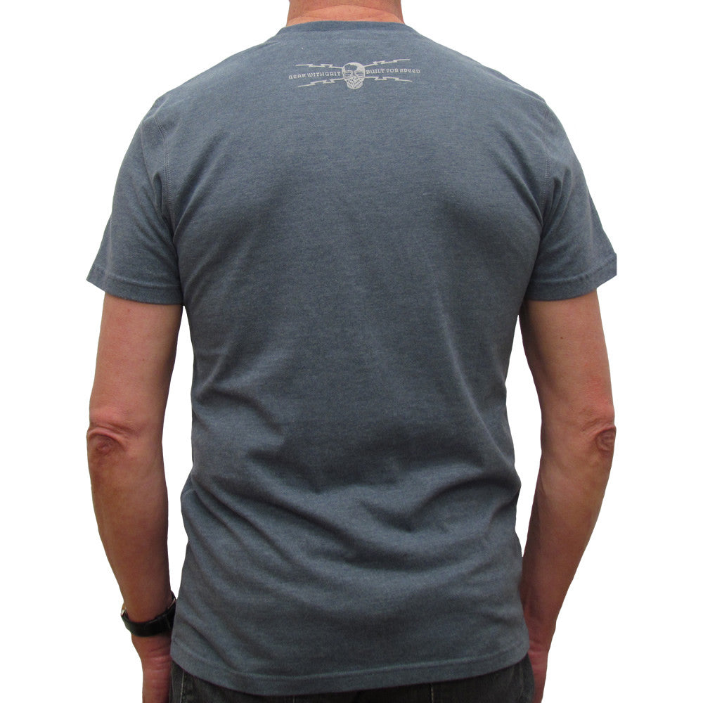 Gear with Grit (Mens) T-Shirt