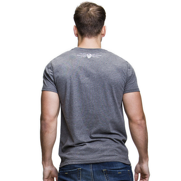 Geared Blighty (Mens) T-Shirt