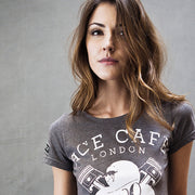Ace Cafe Rockers Ton Up (Ladies) T-Shirt
