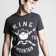 John McGuinness McMountain King (Mens) T-Shirt